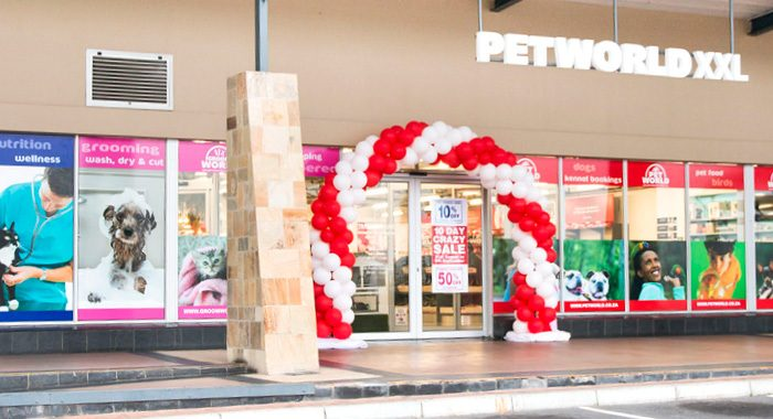 Petworld Opening Exterior